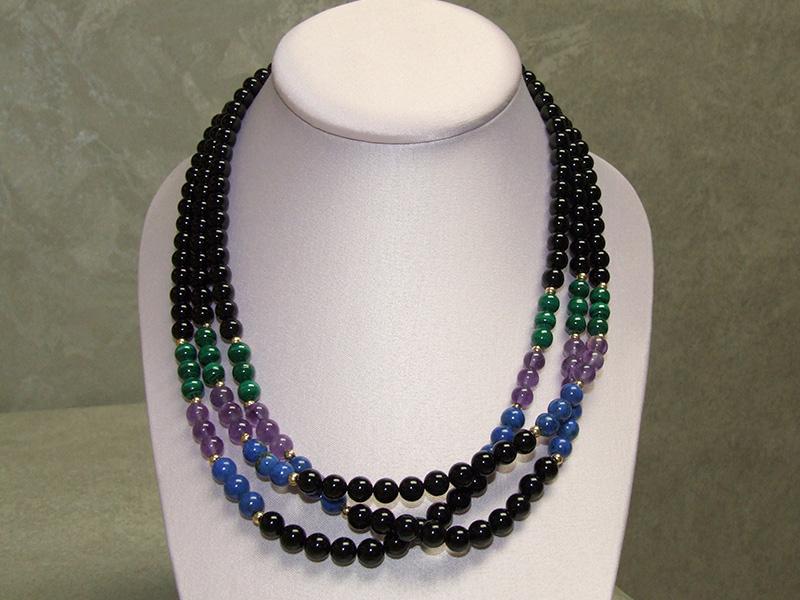 3 Strand Necklace